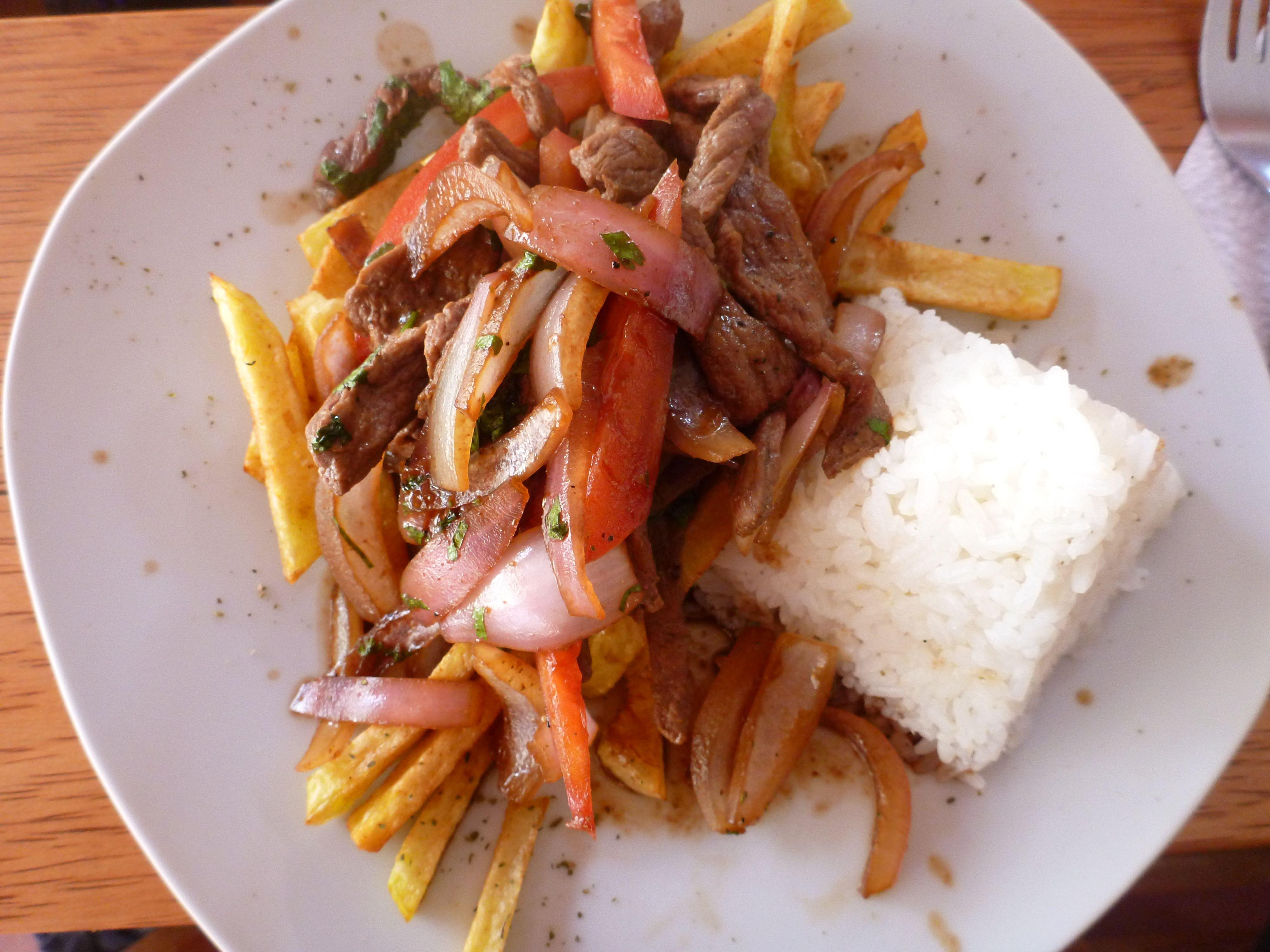La cuisine p ruvienne le tour du monde en 60 jours - La cuisine peruvienne ...