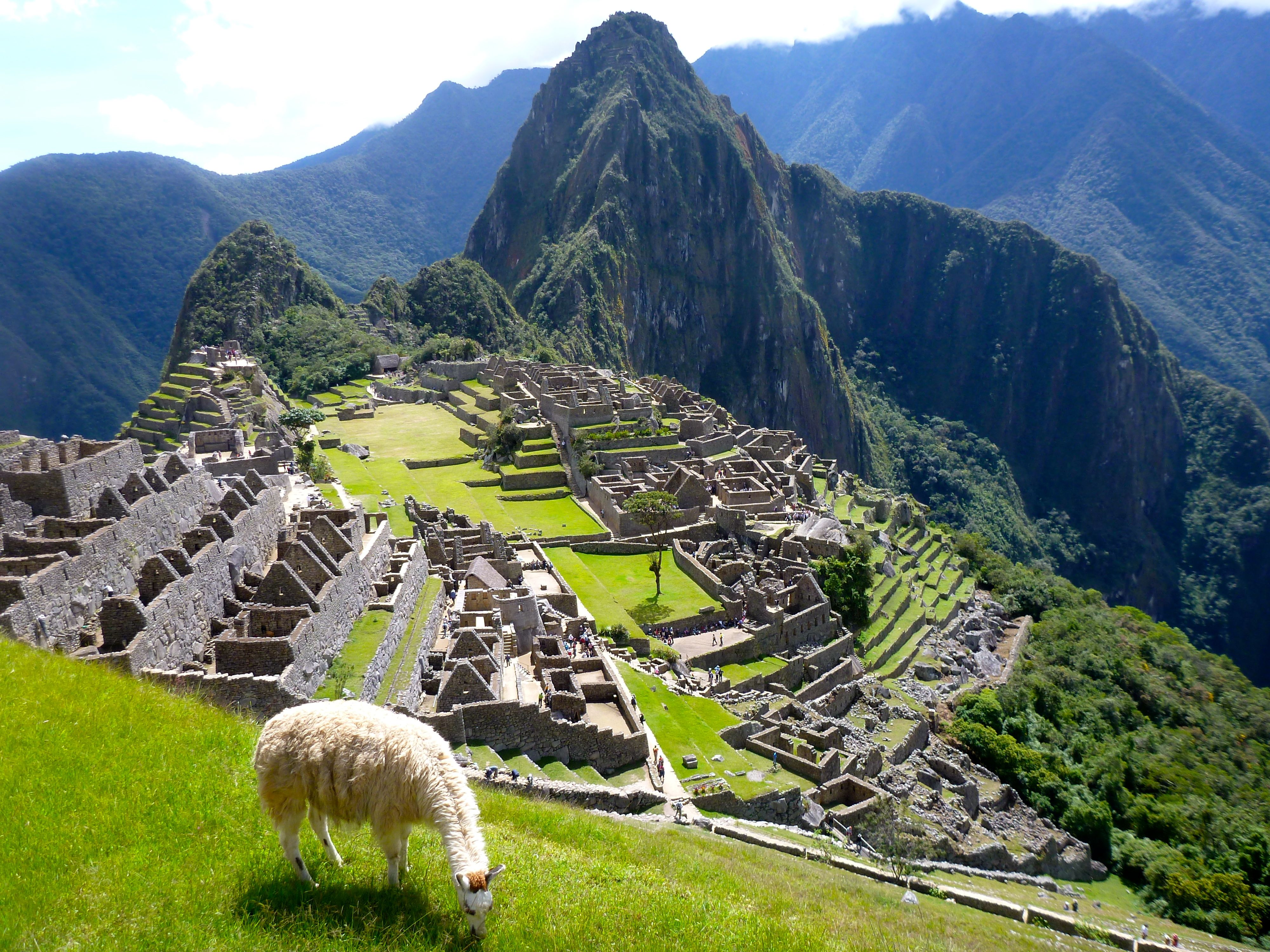 Jour 7 : Bref, aujourd'hui j'ai eu 30+8 ans au Machu Picchu !