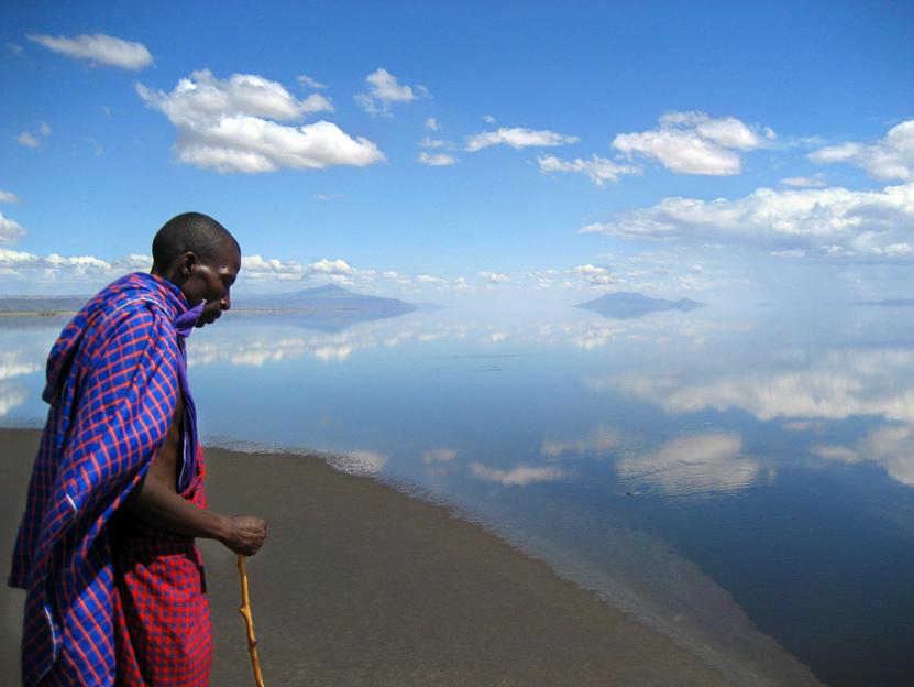 Massaï en Tanzanie