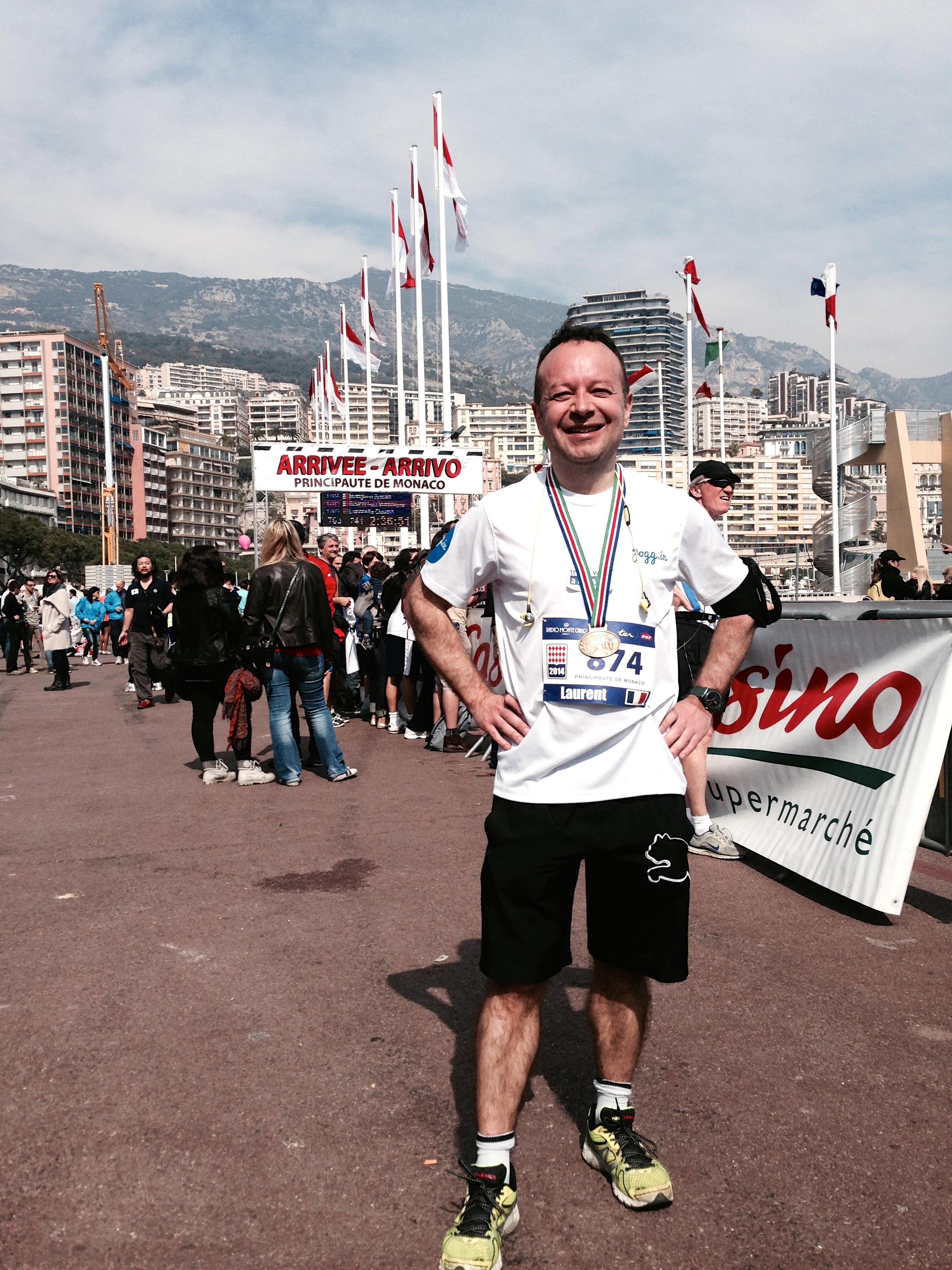 [Vidéo] Le jour où j'ai couru la Riviera Classic 2014 en traversant 3 pays !