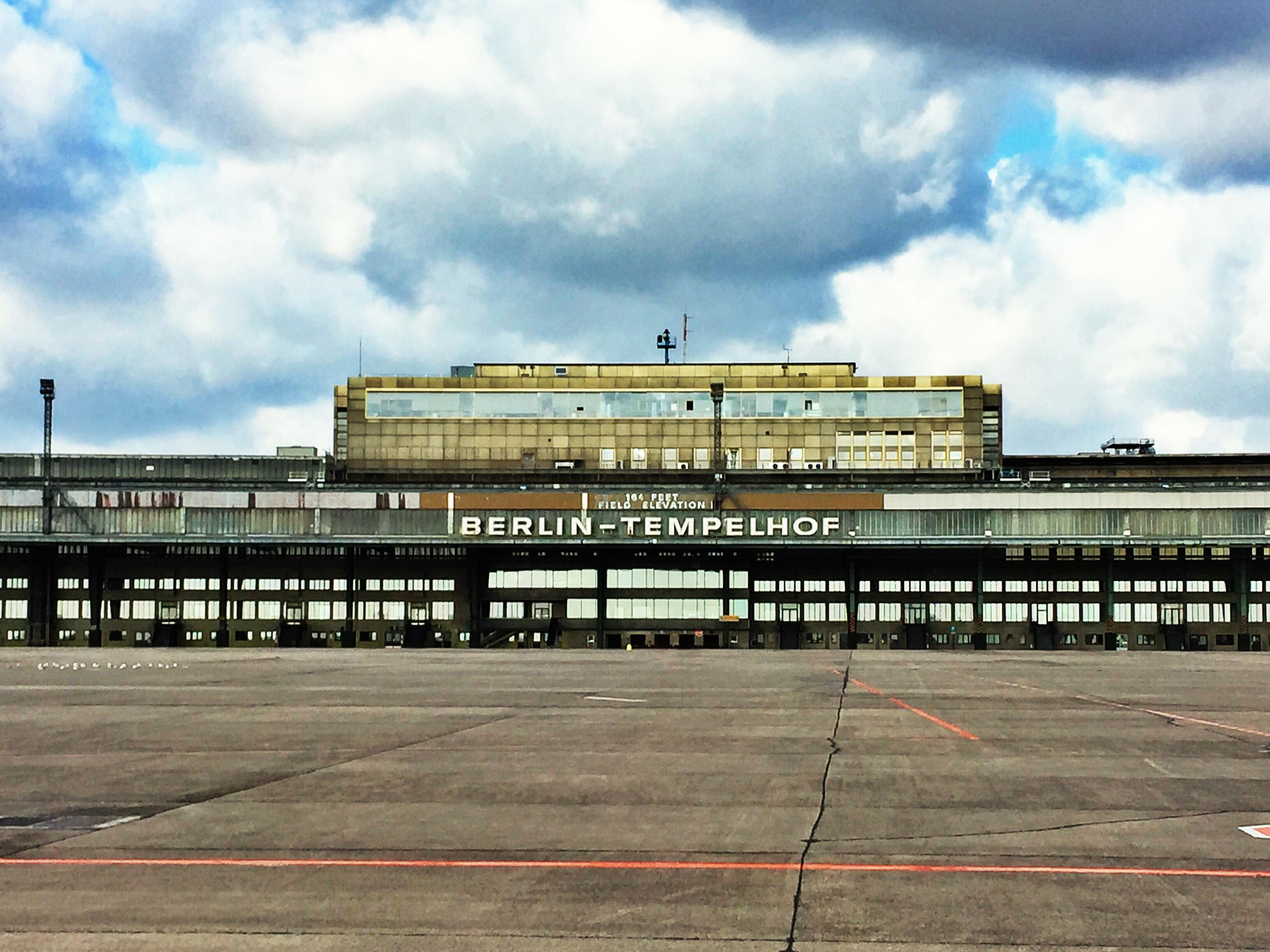 Aéroport Tempelhof