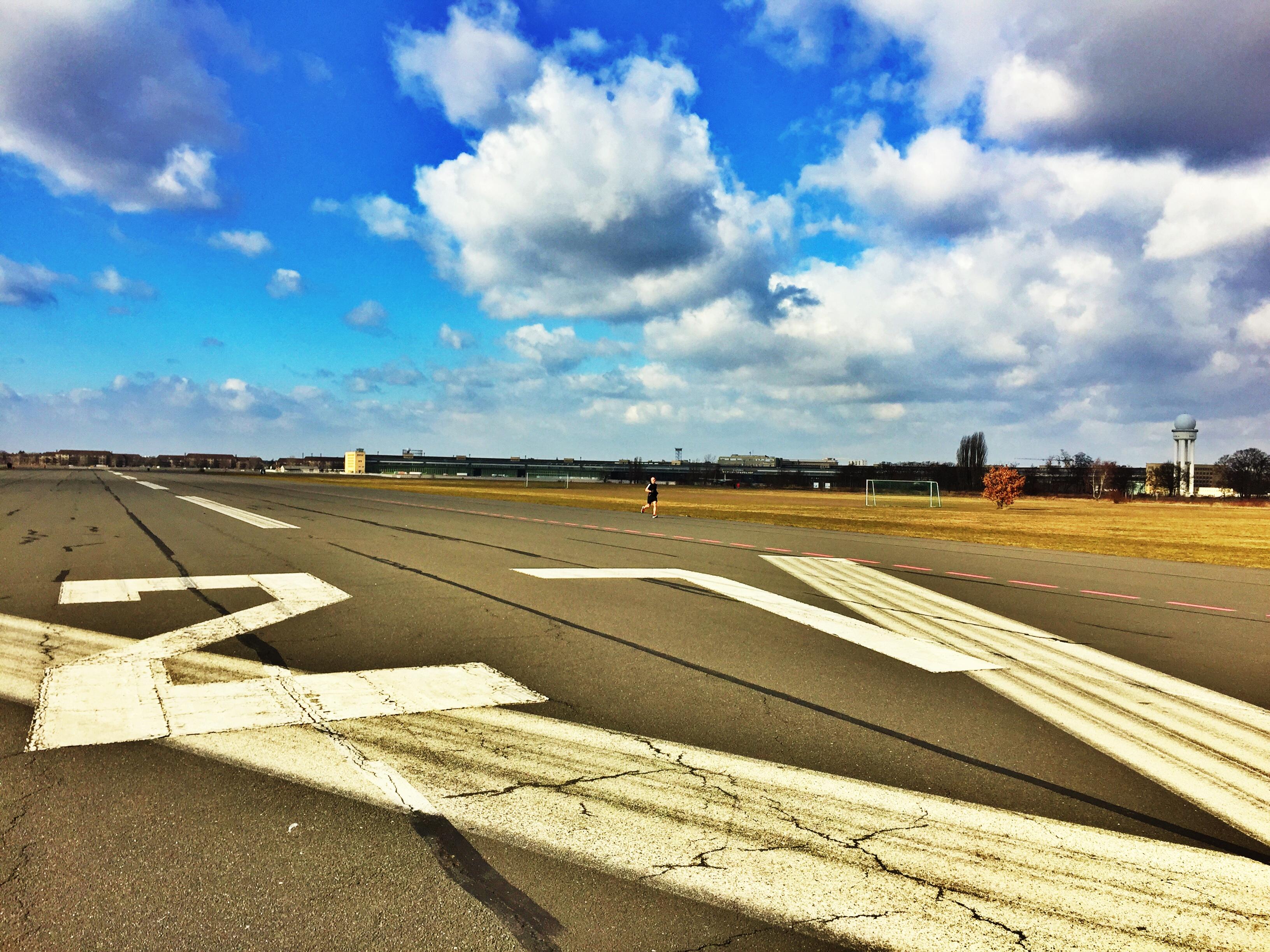 Piste aéroport Tempelhog