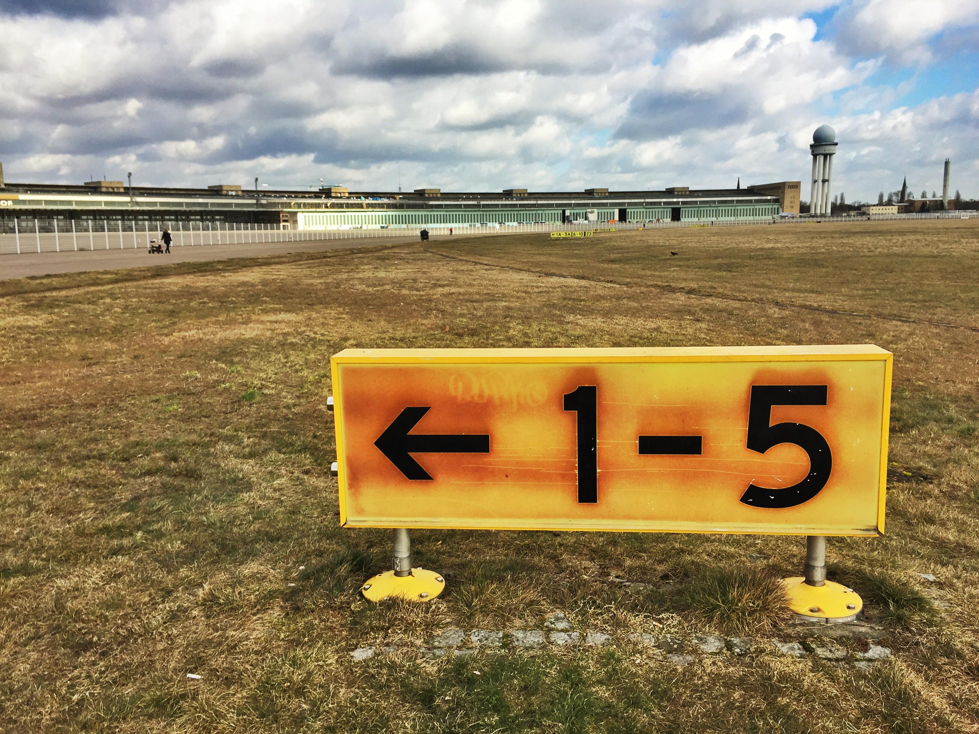 Piste Tempelhof
