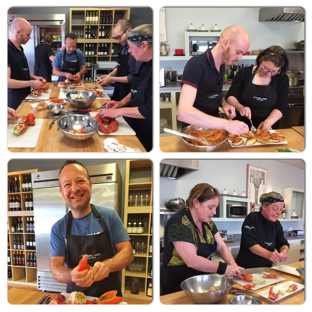 Atelier culinaire chez Gourmande de nature