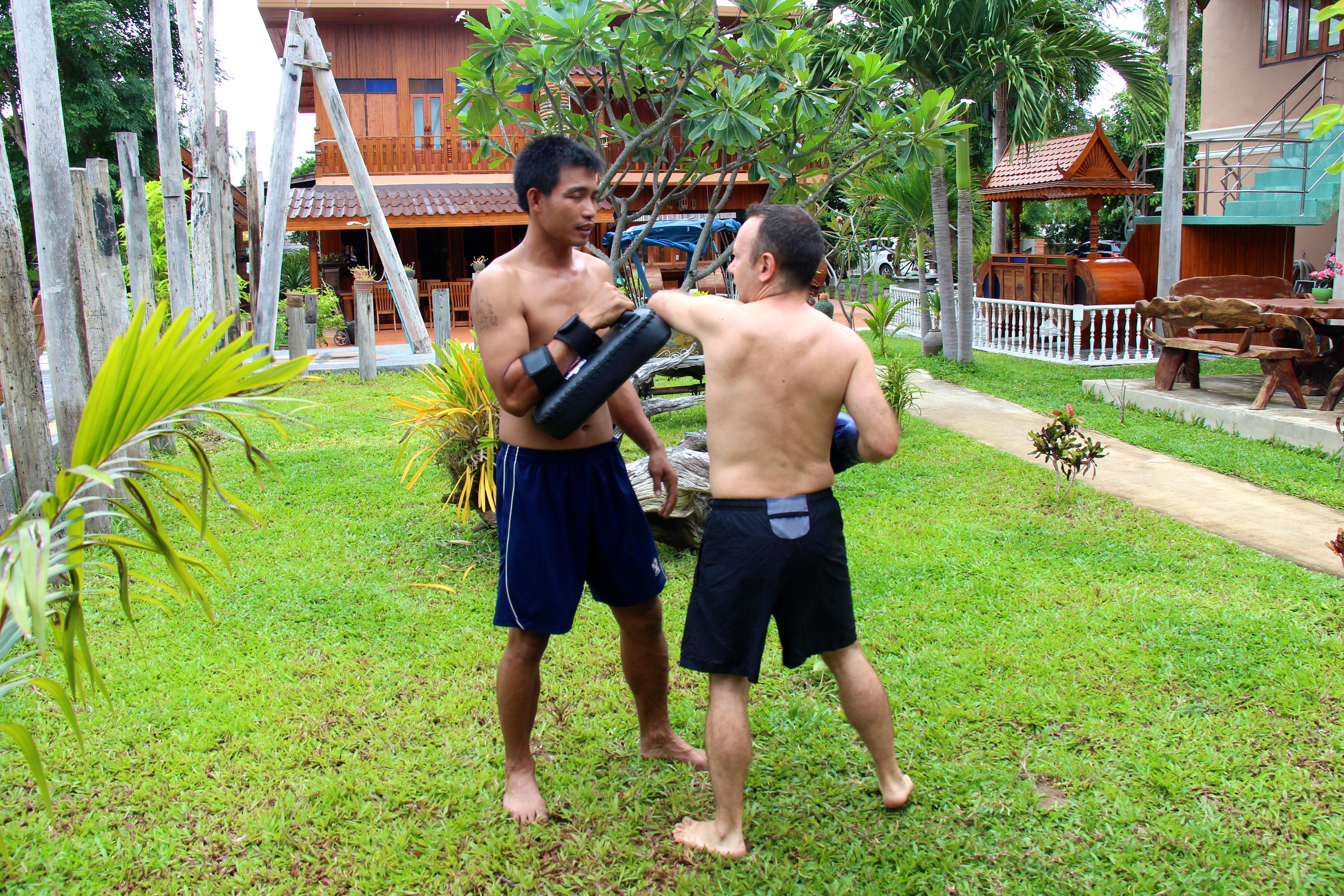 Initiation à la Boxe thaië ou Muay thaï !