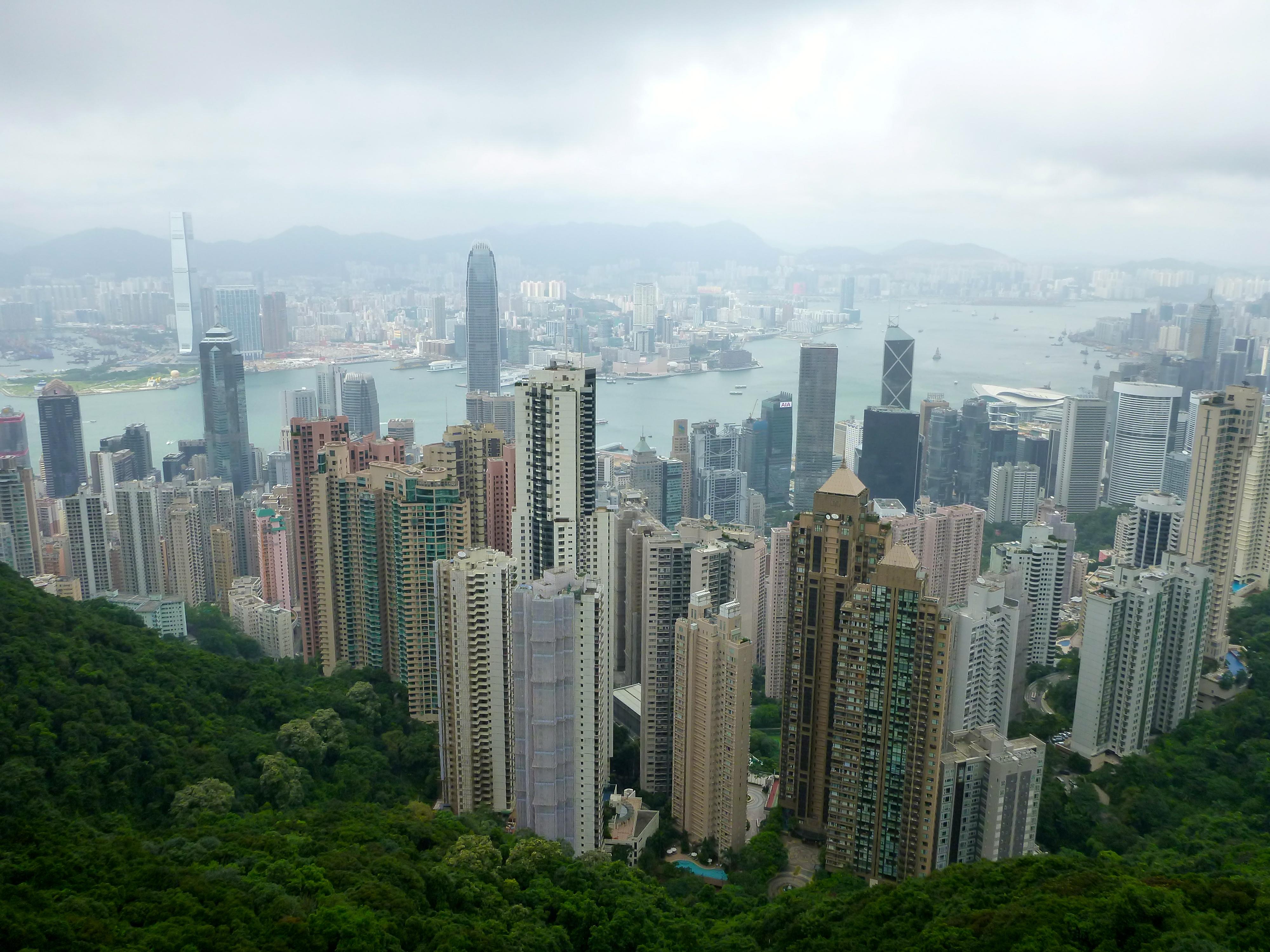 J49 à J50 : L'essentiel de Hong Kong en 2 jours !